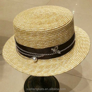 5466e56ce400d Argentina Boater Ladies Funny Sun Summer Paper Hats Straw Cap ...