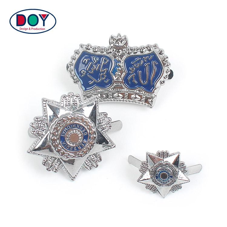 Lapel enamel pin Star Enamel pin with unique designs Lapel pin with easy look