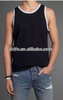 2015 China custom mens wholesdale casual tank top mens gym vest