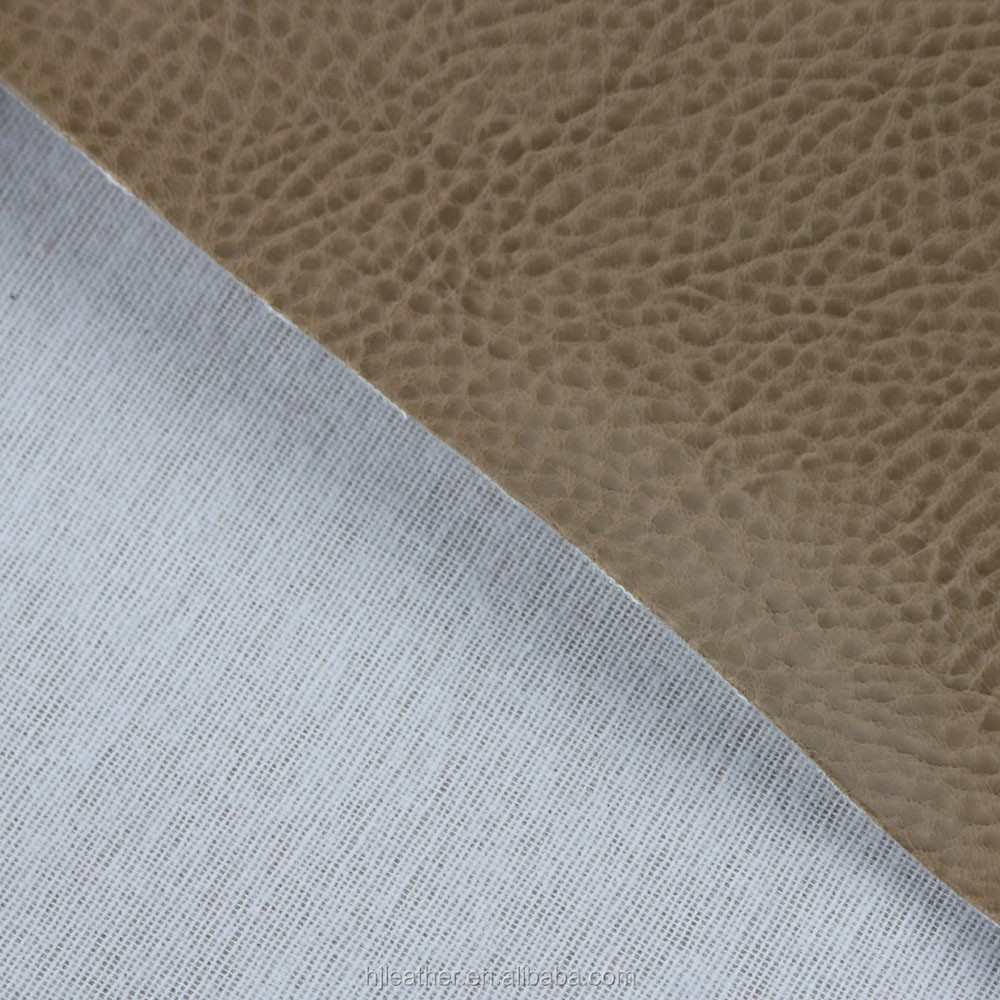 Hydrolysis resistance 100% pu leather