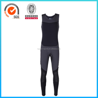 High Quality Triathlon Long John wetsuits 3mm Neoprene