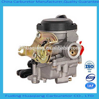 GY6 50cc YOU-ALL Carburetor Assy PD18 w/ Accelerator For Scooter ATV Dirt Bike