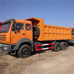 Hot Sale Beiben Tipper Truck 6x4 16 Cubic Meter 10 Wheel Dump Truck