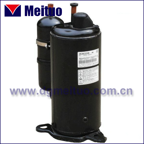 High Quality 3hp R22 Panasonic Compressor 2js438d3fe02