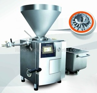 manufacture vacuum sausage filling and sealing machine equipment