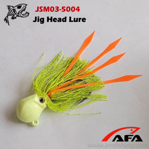 jigs jig head lures china fish lures fishing JSM03-5004