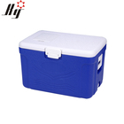 Foam Cooler Cooler Box 50L Keep Cold Or Warm CFC Free PU Foam Plastic Ice Cooler Box