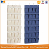China Factory Price Polyester Hanging Wall Organizers Closet customized size in wholesales
