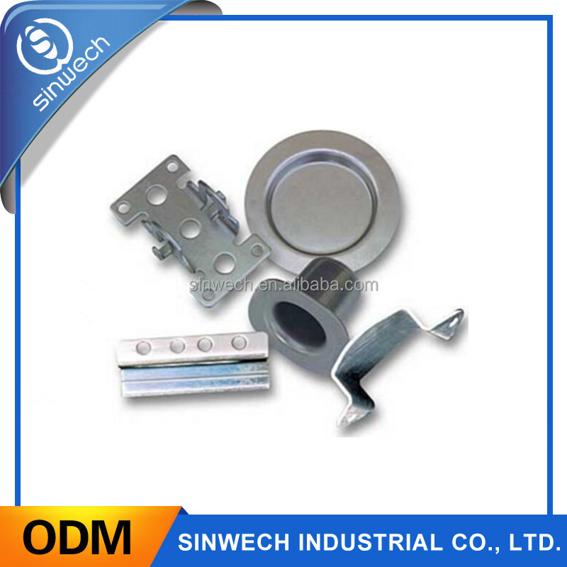 Customized precision polishing stamping auto stainless steel parts