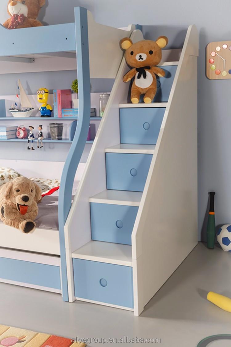 Zc36 modern bambini camera da letto mobili mdf di legno for Mobili mdf