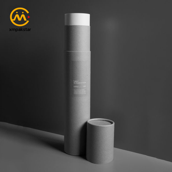 Hot sale custom print large long cardboard poster packaging mailing paper postal tube