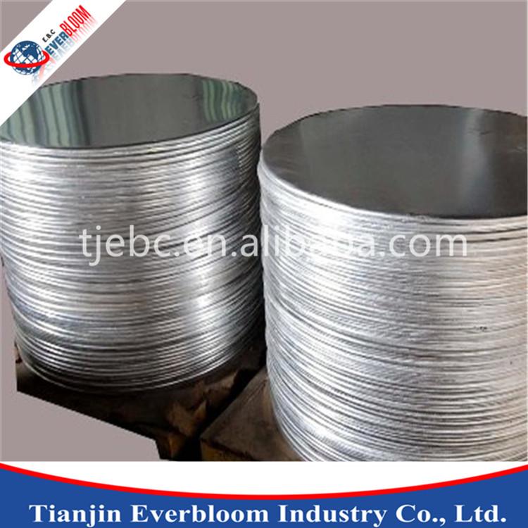 Aluminum Disc Thick 10mm Almg3 Round