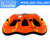 2016 Orange TORPEDO 3 Inflatable Flying Fish Towable for 3 Riders