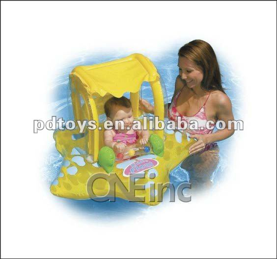 inflatable baby float,with attractive shapes