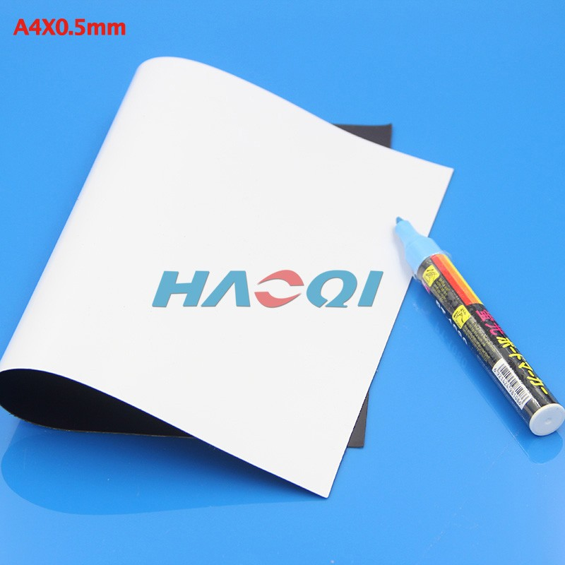 With Pe Surface Erasable Whiteboard Material Roll White ...