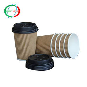 China Suppliers Disposable Foam Coffee Paper Cups