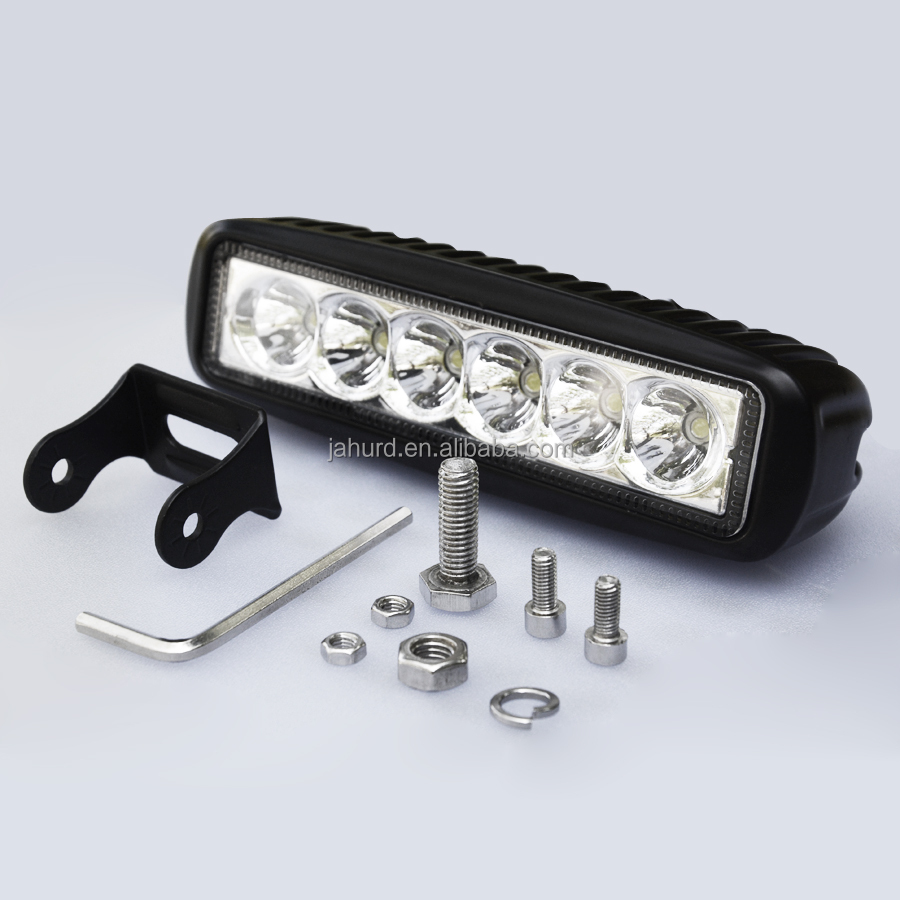 Aurora Spot Led Light Bar 18w Led Work Light For Cars Led Work ...