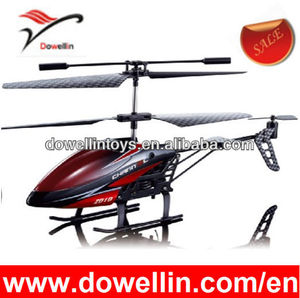 Top Model RC ,3.5CH 2.4G RC Helicopter With Gyro (indoor and outdoor)