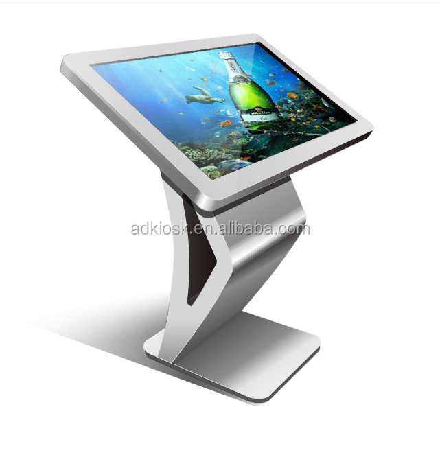 42 inch lcd dual touch interactive kiosk monitor from china kiosk manufacturer