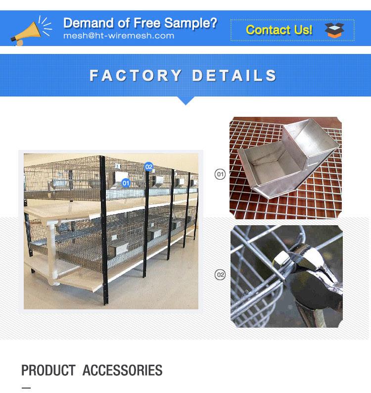 Welded Rabbit Cage Manufacturer/metal Wire Pet Cages/portable Rabbit Cage -  Buy Luxury Rabbit Cage,Metal Wire Pet Cages,Portable Rabbit Cage Product