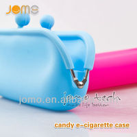 Wholesale fashional design colorful candy ego ce4 zipper case kit for 650/900/1100mAh ego ce4