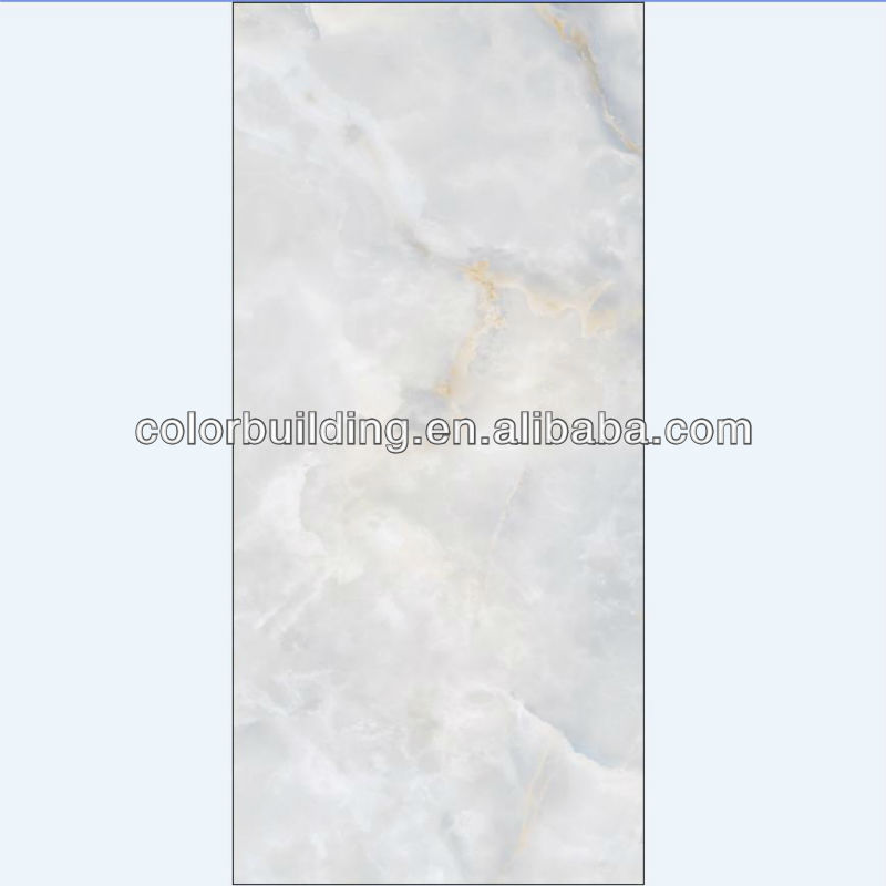 Onyx stone wall tile design picture