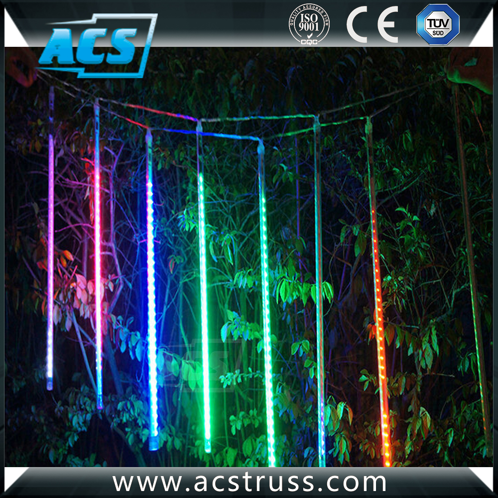 ACS DMX 3D pixel tubes, led club light dj,disco lighting make led dance floor
