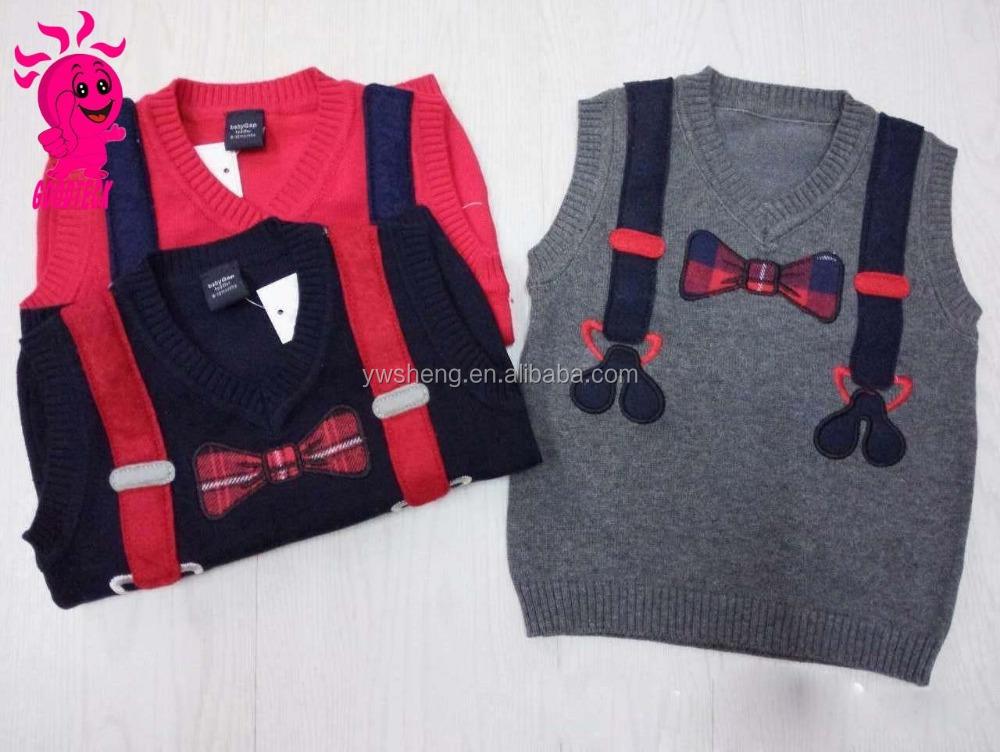 Kinder Stricken Weste Muster Kind Mode Pullunder,Strickmuster Kinder ...