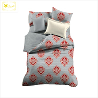 alibaba home textile fabric polyester 235cm width fabric for bed linen