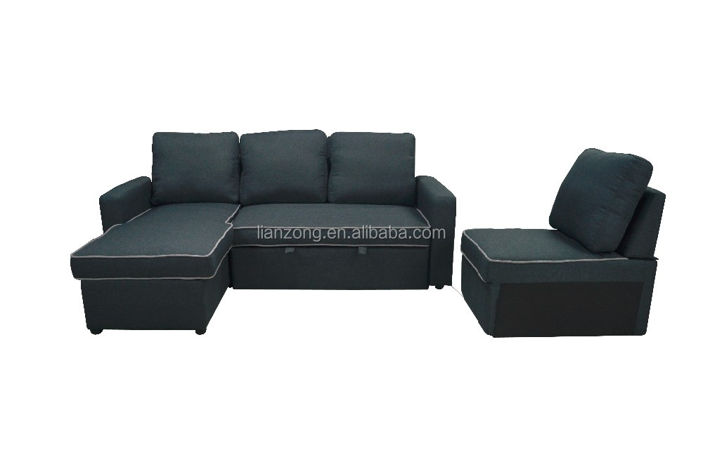 Top sale couch living room sectional single sofa bed