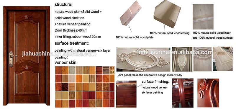 latest design wooden doormodern house door interior door wood design
