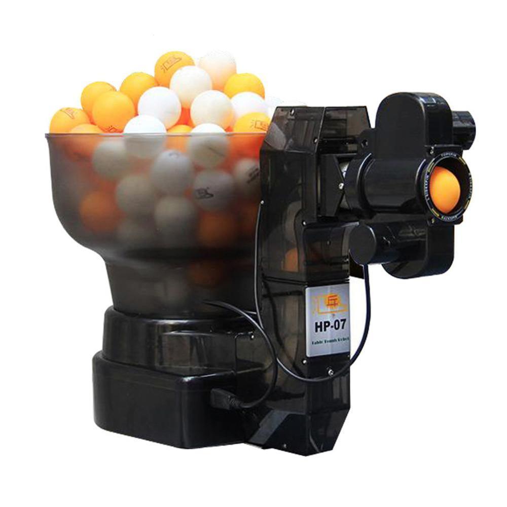 Ping Pong robot avec 36 différents Spin Balles de tennis de table automatique machine à balles