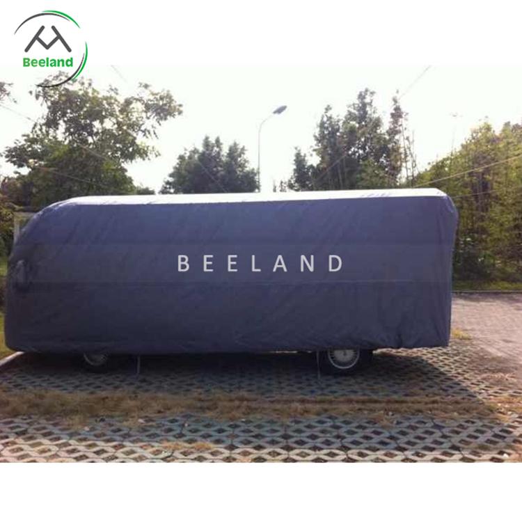 große wasserdichte 3-Lagen Vlies Caravan Zubehör Tour Bus Abdeckung