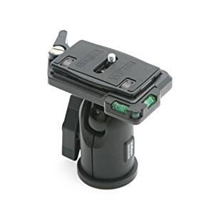 New Velbon Qhd-63q Magnesium Dslr Camera Tripod Ball Head W/quick Release Plate