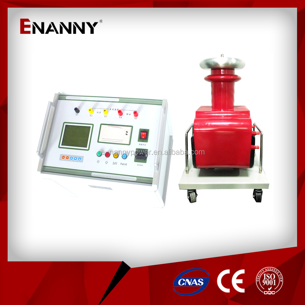 High Voltage Hipot Tester And Insulation Testing Set With Constant 5kv Performance Dbgtb Buy Hv Test Factory Products Pressure Resistant For