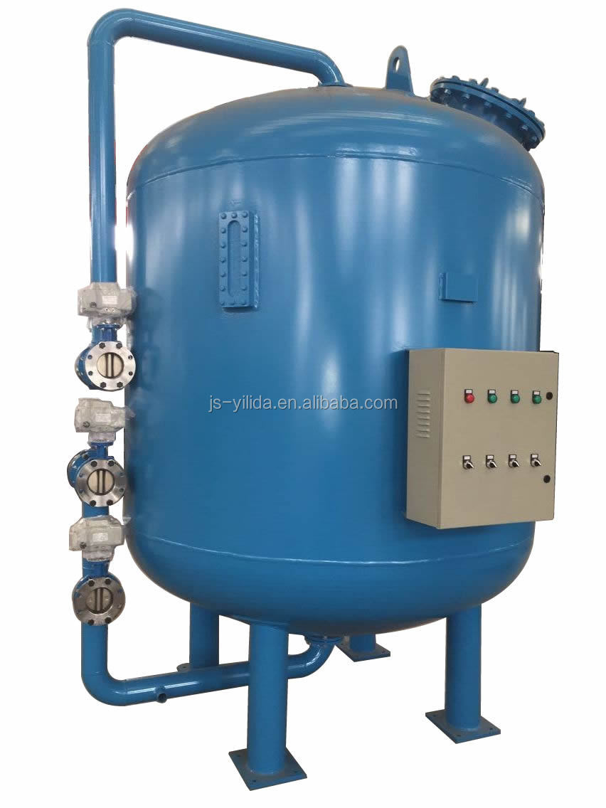 Granular Activated Carbon Water Filter To Reverse Osmosis ...