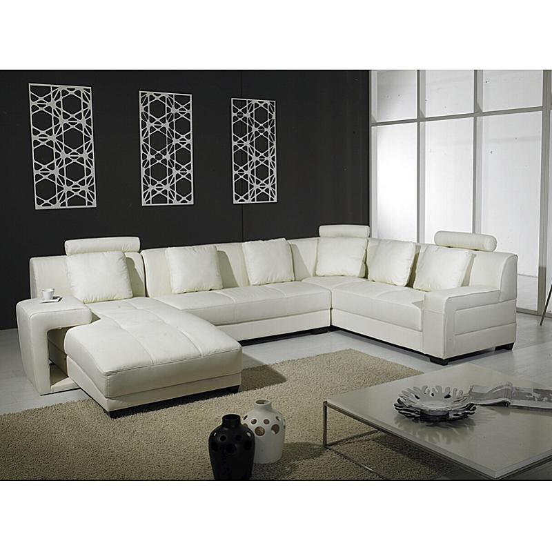 Cbmmart Italian Design Large Size U-shaped Genuine Leather Corner Sofa -  Buy Cheap Sofa Bed,Dubai Sofa Furniture,Sofa Trend Furniture Product on ...
