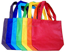 Non-woven Reusable Kids Carrying Shopping Grocery Tote Bag
