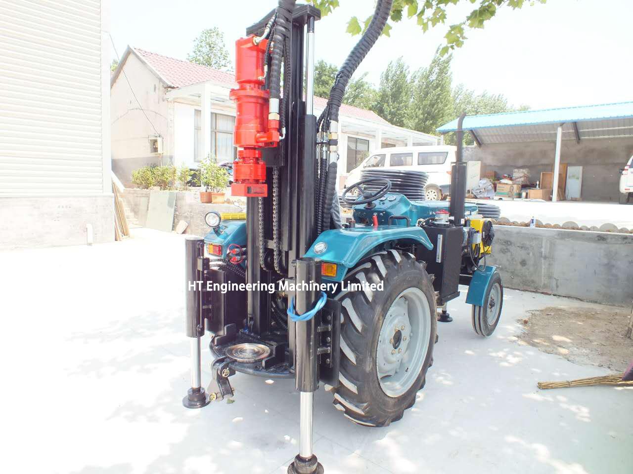 New Designed Special For Rock Air Compressor Drilling Machine