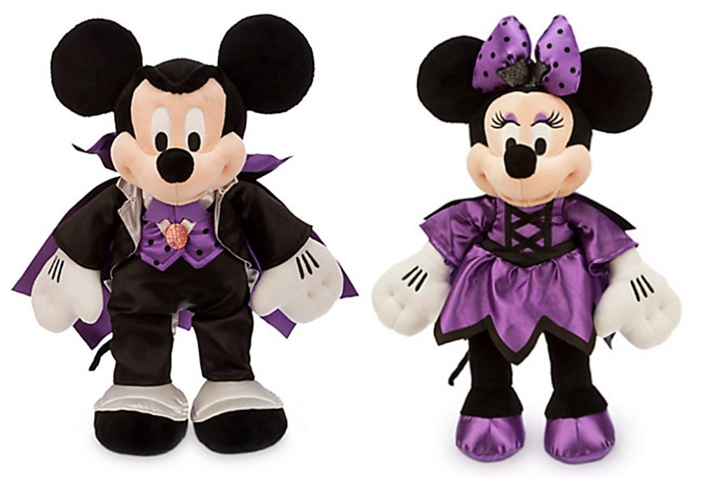 Disney Mickey /& Minnie Halloween 7922 Dress It Up Buttons Witches Ghosts