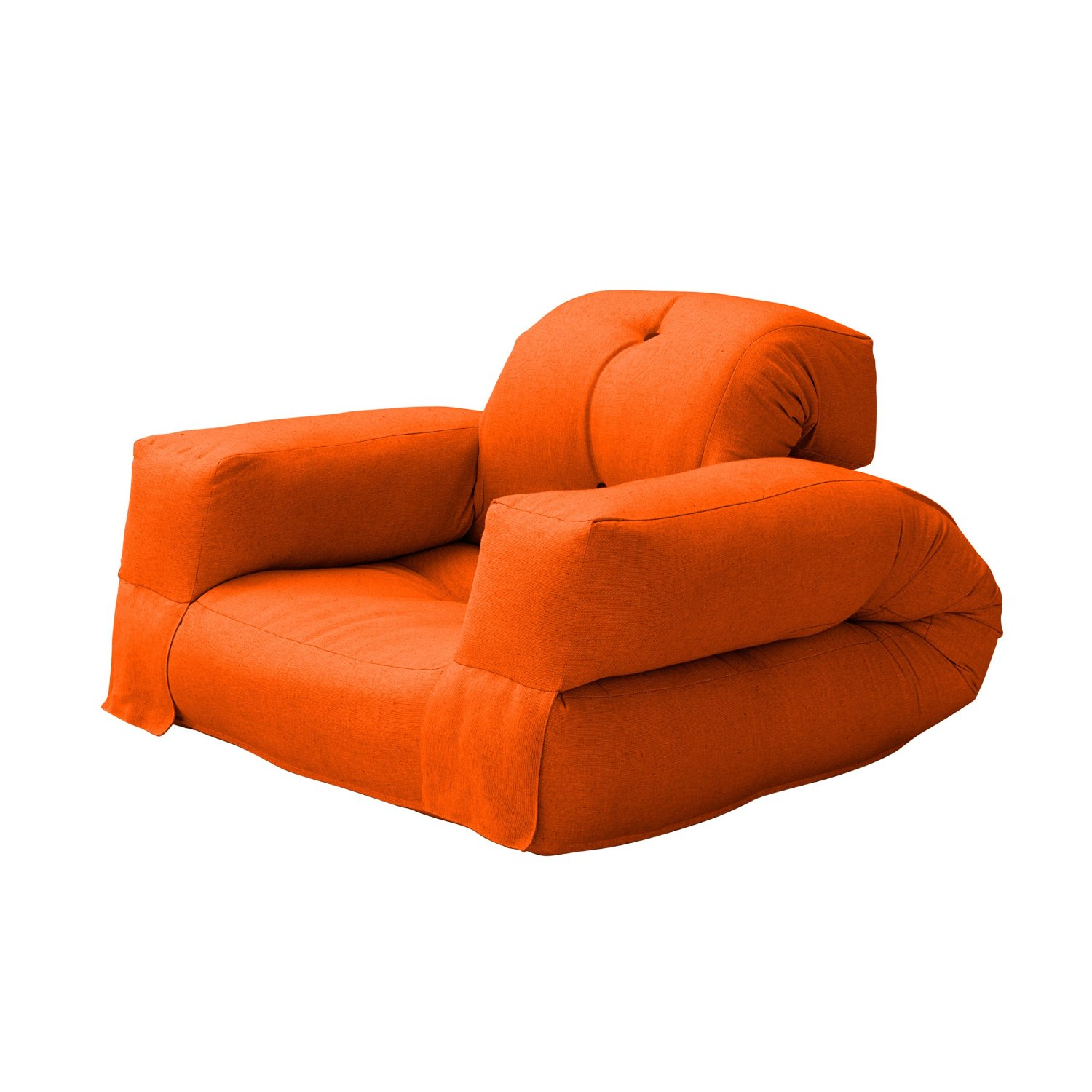 Fresh Futon Hippo Convertible Chair Bed Mattress Orange In Cheap Price On M Alibaba Com