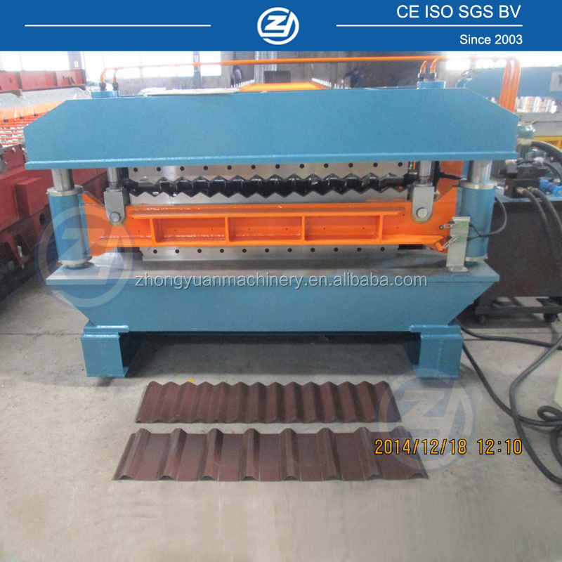 Machine Supplier for Double Corrugation Former