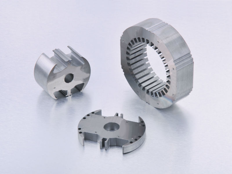 Electric Fan Motors Stator And Rotor Lamination High Speed
