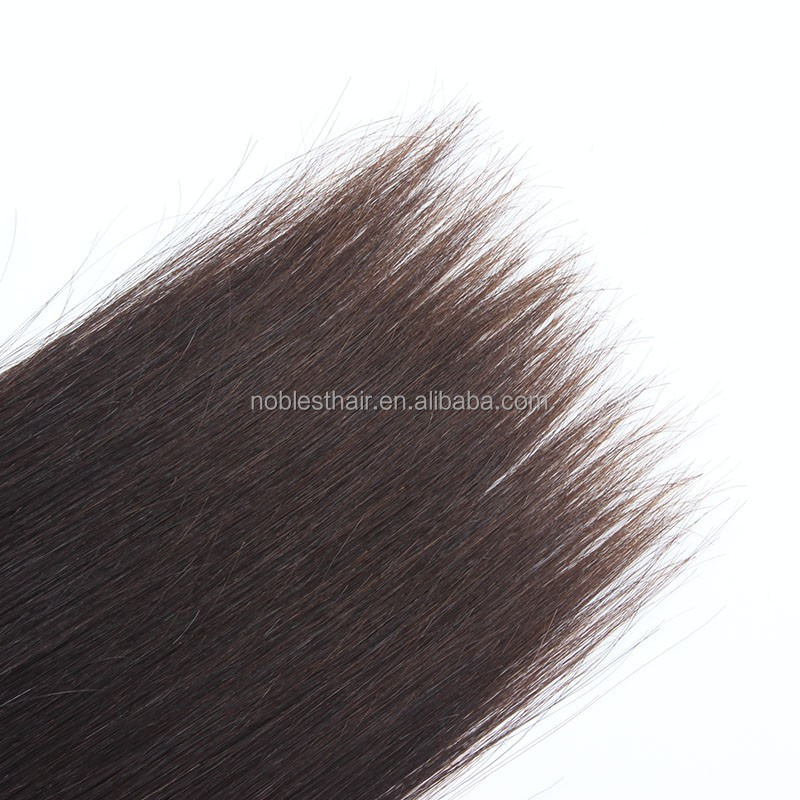 2015 high quality chinese hair fashion remy human hair extensions straight weave hair