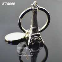 Key Ring Paris