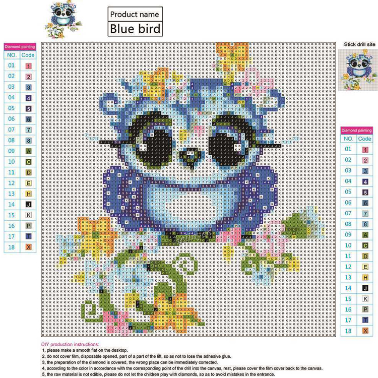diamond embroidery for children cartoon owl 5d diy diamond painting diamond mosaic sale <strong>pictures</strong> of rhinestones Handicraft decor