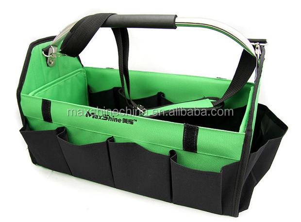 Professional Car Detailing Tool Kit Bag With Shoulder Strap Ms Db1 Buy Car Detailing Bag Car