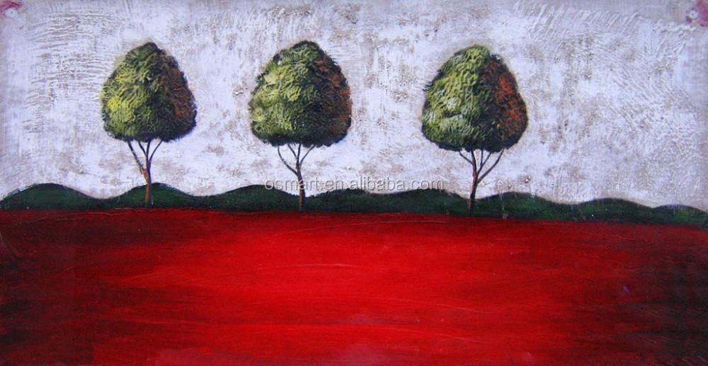 Grande dipinti astratti su tela hl36 pineglen for Tele astratte dipinte a mano