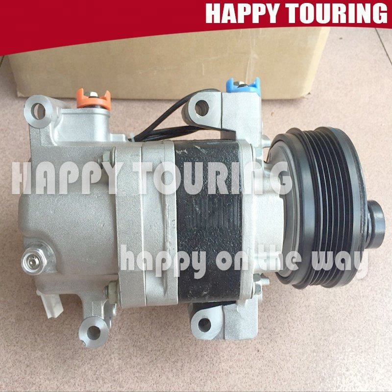 Reasonable High Quality Ac Compressor For Mazda 3 1.6l H12a1ag4dy Bp4k61k00 Long Performance Life Auto Replacement Parts Back To Search Resultsautomobiles & Motorcycles
