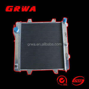 Auto Aluminum water radiator for BM E30 M3 87-91 MT